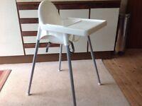 IKEA ANTILOP HIGH CHAIR ( FREE )