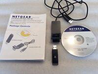 Netgear USB wifi adapter