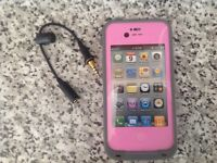 Lifeproof iPhone case 4 / 4s