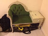 Vintage telephone table excellent condition