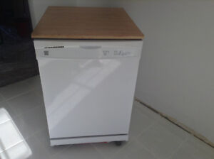 Kenmore 30 inch portable Diswasher