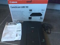 Cannon scanner