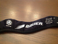 Bauer neck guard