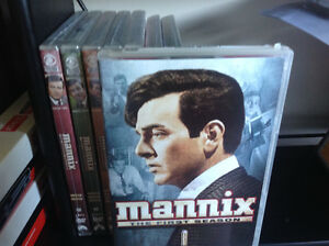 Mannix Complete Series- Seasons 1-8