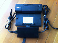Dell Docking Station and Power Supply
