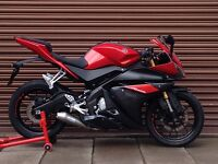 Yamaha YZF R125 ABS 2016. Only 9811miles. Delivery Available *Credit & Debit Cards Accepted*