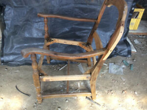 2 chairs for refinishing