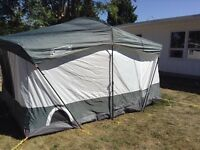 Coleman 8 person Cabin Tent