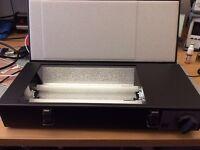 U V light box Mega Electronics LV202E