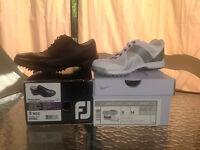 Souliers de golf-dame/25.$ la paire