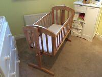 Mamas & Papas Crib