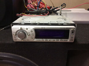 Sony Car Stereo, Speakers & Subwoofer