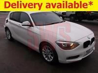 2013 BMW 116D Efficientdynamics 1.6 DAMAGED REPAIRABLE SALVAGE