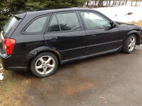 2002 Mazda Protege 5 Hatchback For Sale