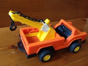 Vintage Fisher Price Tow Truck Lift Windsor Region Ontario image 3