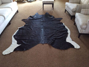 One of a Kind – Beautiful Cow Hide Area Rug