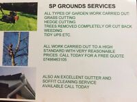 SP GROUND SERVICES