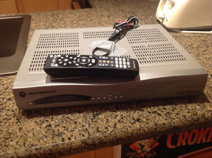Shaw receiver for sale