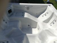 6 PERSON HOT TUB, $2500 OR TRADE