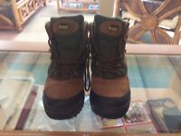Hogg size7 walking boots