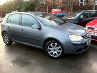 Volkswagen Golf 2.0 S SDI (grey metallic) 2005