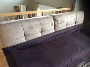 sofa bed , futon ,couche,