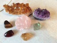 Gem stone collection