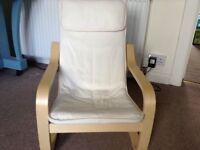 Children's ikea poang chair