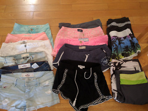 Ladies Name brand shorts