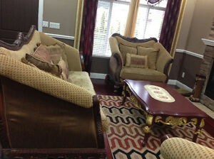 New 4piece sofa set for sale