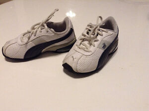 Toddler boy Puma shoes size 8 US