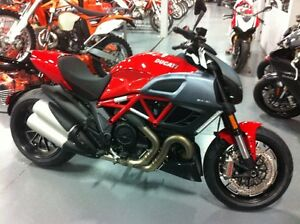 2012 Ducati Diavel in excellent condition