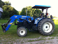 Tracteur New Holland 2003