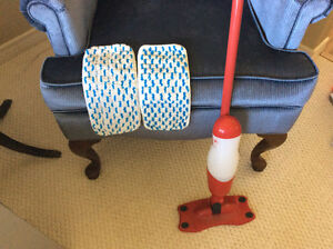 Rubber maid mop