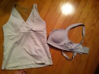 Lululemon bra and tank. EUC. Small.