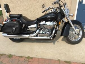 2007 Honda 750 Shadow Aero with low mileage