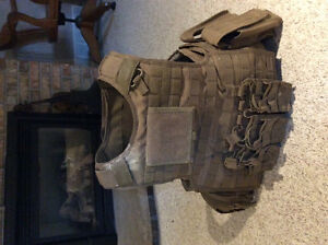 Condor Plate Carrier & Scarab Arms/Honorcore/Maxtact 12 Rd Mags