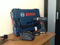 Bosch GSB 18 V-EC Cordless drill set