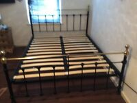 For sale king size bed only