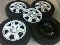 215/60/R16,94S Chevrolet Cruze Rims With All Season Tires 5x105