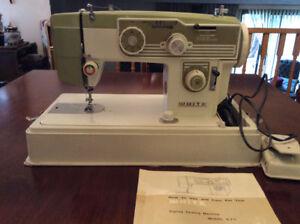 Portable Zigzag Sewing Machine