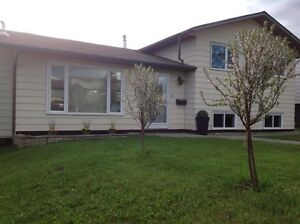 *JUST REDUCED* NICE FAMILY HOME IN FORT ST JOHN - $339,000