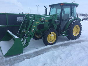 JOHN DEERE NEW 5065E CAB WITH LOADER --SALE ENDS Feb 28