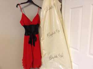 This dress was bought at Elizabeth Noel for $275.00