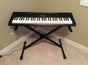 Casio keyboard in great condition, reduced price