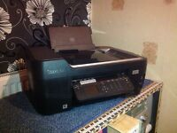 Lexmark wireless copy+scanner printer