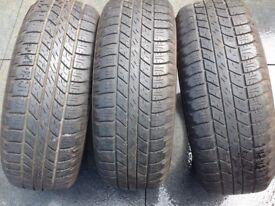 Nissan Navara Tyres