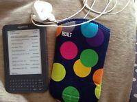 Amazon Kindle - electronic book