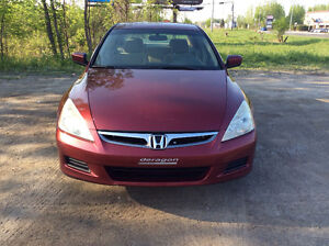 2006 Honda Accord Lx Berline