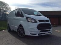 FORD TRANSIT CUSTOM RS EDITION NOT MSPORT OR GT SPORT